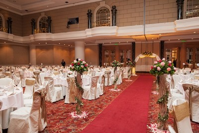 Flowers at the banquet get inspired weddings malaysia versatile as a component of wedding dcor the creativity of your floral designer and decorator will determine how flowers are utilised to bring a sense of junglespirit Gallery