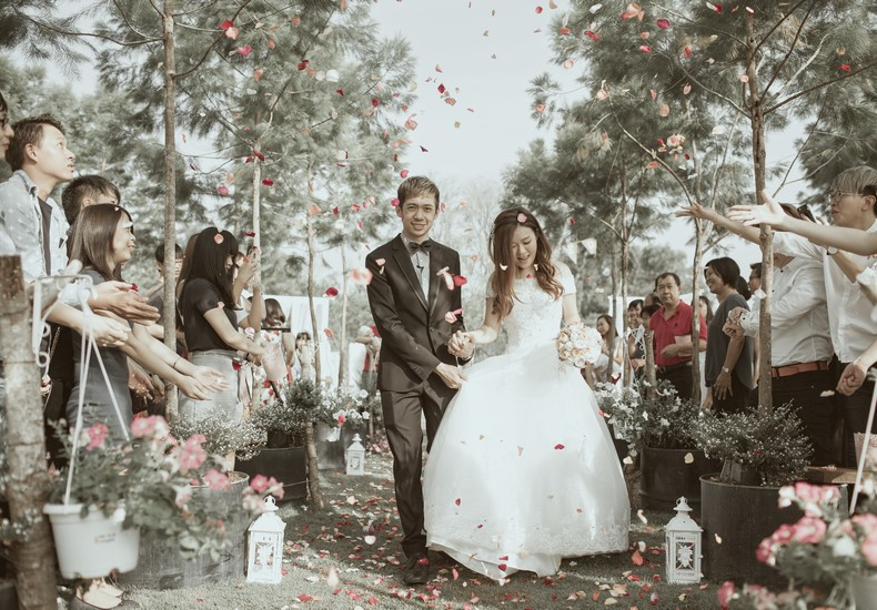 A Venue That Is Dedicated To This Purpose The Settings Available Are Certainly Catalysts For Fulfillment Of Such Desires Garden Ceremony