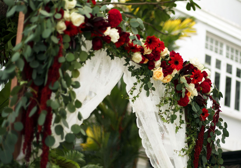 Tapping ideas get inspired weddings malaysia tapping ideas junglespirit Image collections